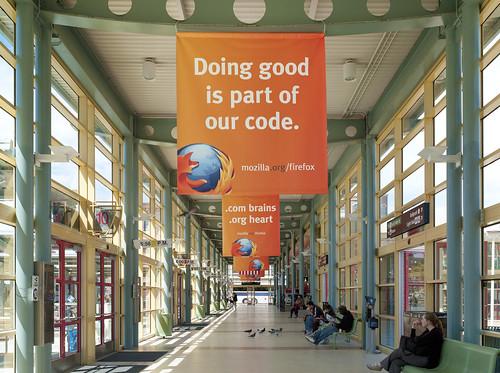 Firefox Meets Caltrain