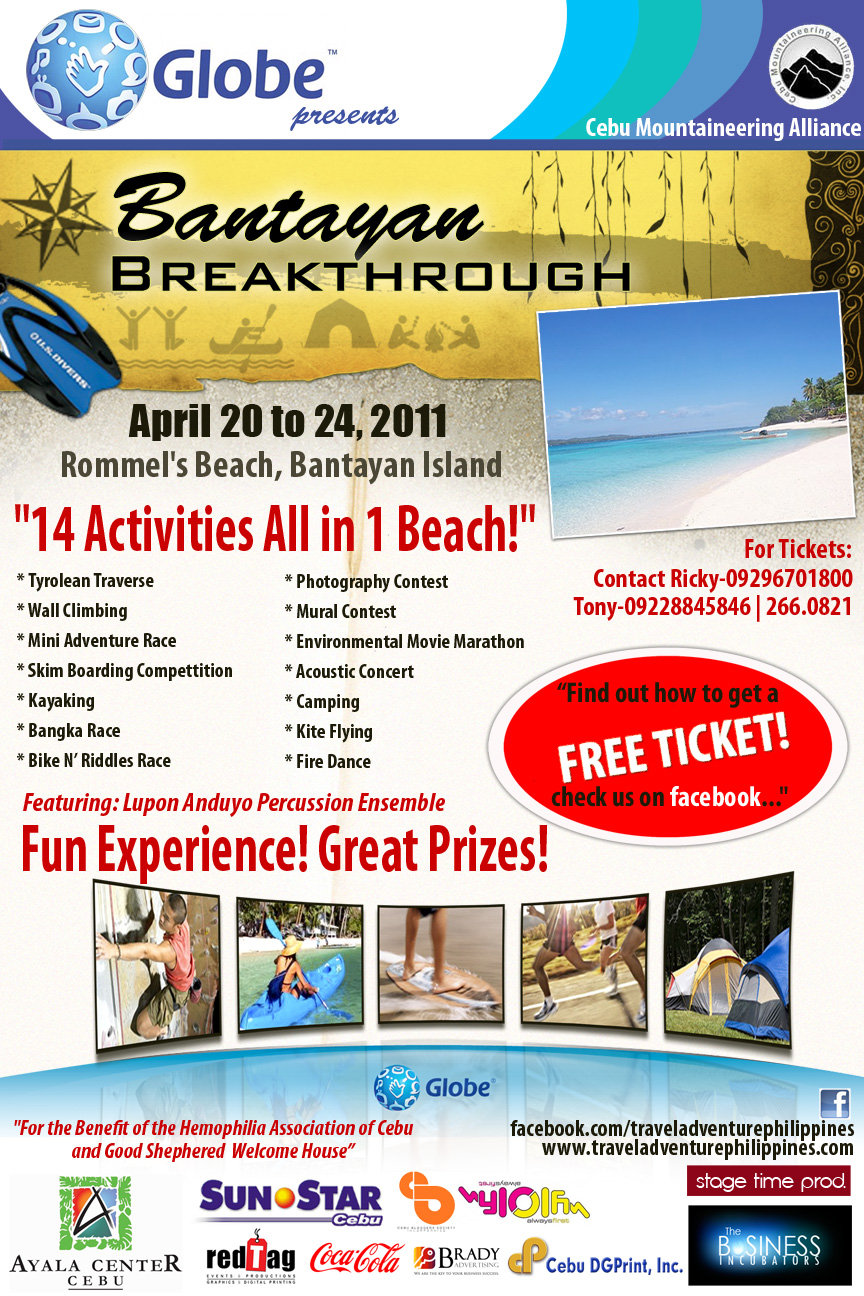 Bantayan Summer Breakthrough