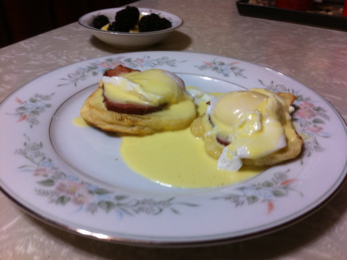 Eggs Benedict, Final Layer