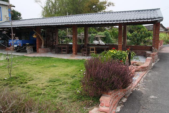 台南後壁土溝農村社區023