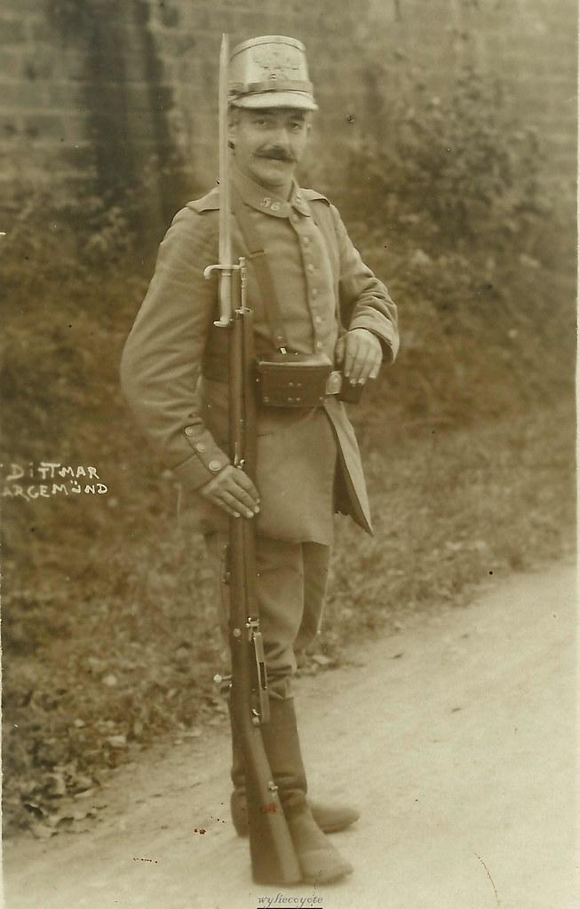 Baden Landsturm 56th Infantrie Brigade