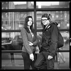 Lower East Side (emptysquare) Tags: bw bronica film lowereastside mediumformat portrait sqai square street streetportrait thelodownny