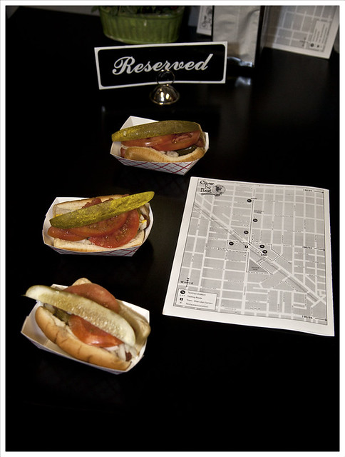 George's Hot Dog's 1
