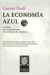 Gunter Pauli, La economía azul