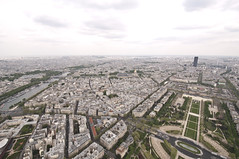 Eiffel Tower from the Top 05