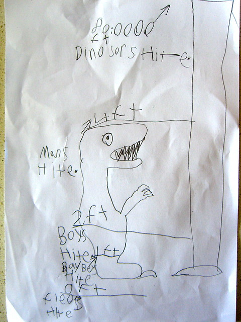 Dino by Luca