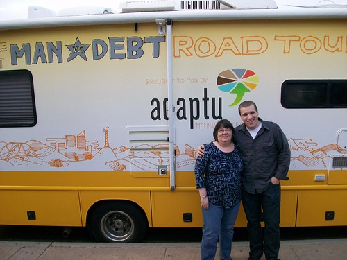 Man vs Debt Road Tour
