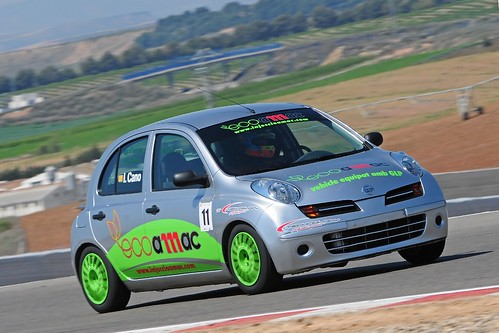 Ivan Cano Eco Series Circuito Alcarrás