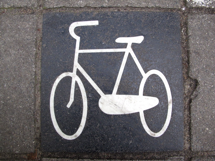Bicycle tiles