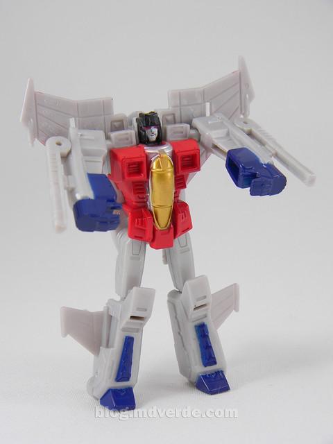 Transformers Starscream Reveal the Shield Legends - modo robot
