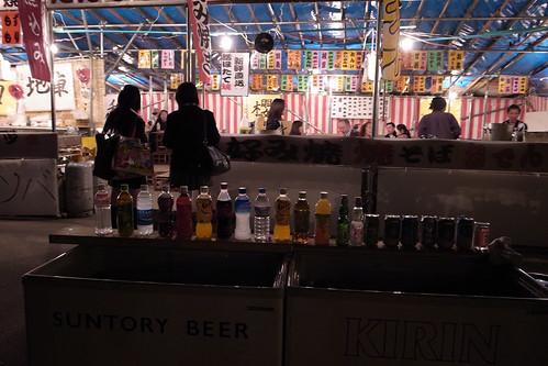観桜会の夜