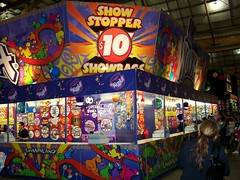 2011 Sydney Royal Easter Show: showbags 2 (dominotic) Tags: carnival animals rural farm sydney australia games nsw newsouthwales rides produce agriculture prizes ras amusements sideshow homebush theshow artsandcrafts eastershow sydneyroyaleastershow lifestock agriculturalshow sideshowalley winaprize showbags citymeetscountry producedisplay