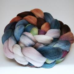 How Romantic on Merino Silk