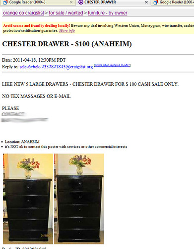 chester drawers!