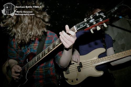 We're Doomed - Devcom Battle of the Bands - April 13th 2011 - 02