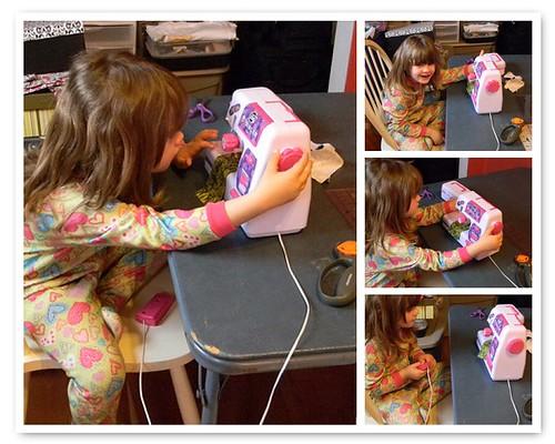 Maya Sewing