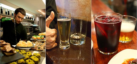 drinks, San Sebastian