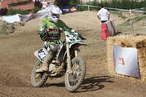 Teofilo Jimenez Trofeo Segovia Motocross Carbonero el Mayor
