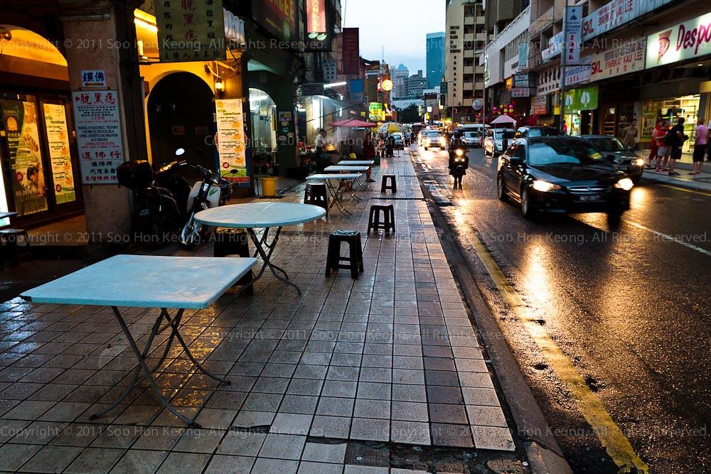 Petaling Street Area @ KL, Malaysia