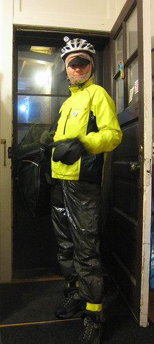 full rain gear