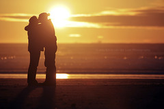 love and some verses. (kvdl) Tags: ocean sunset sun love beach silhouette march kiss couple marriage romance lovers toque vancouverisland pacificocean tofino romantic westcoast chestermanbeach canonef2xiiextender kvdl canonef70200mmf28lisiiusm TGAM:photodesk=silhouette2011