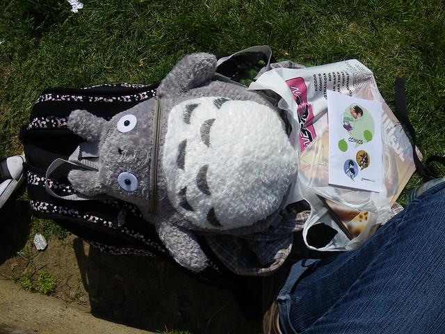 Mi vecino Totoro, merchandising