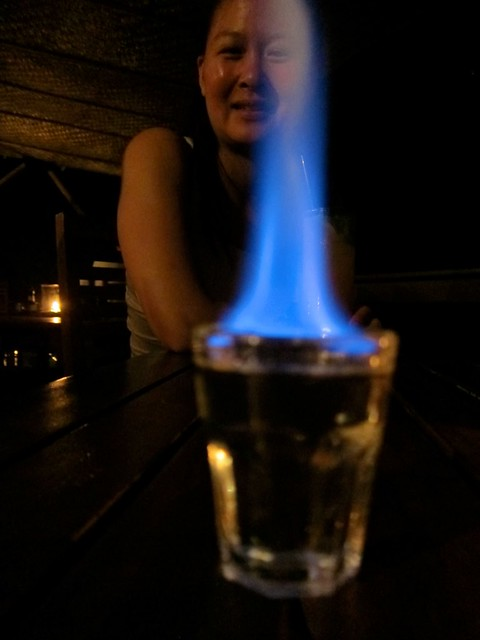 Drink On FIRE