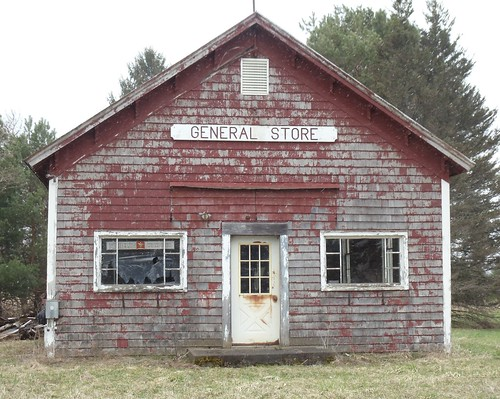 General Store in New Lisbon, New York by JuneNY