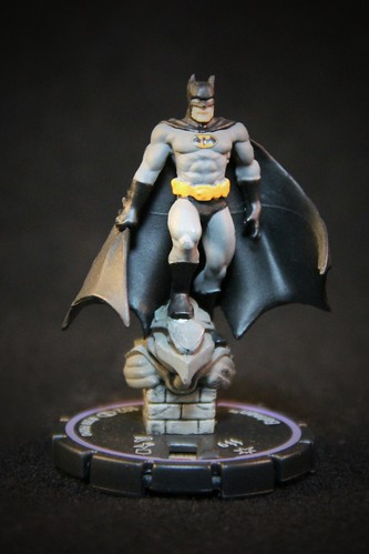 DC HeroClix Icons #208 Batman - LE