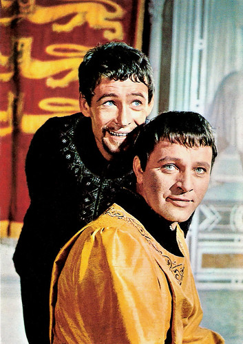 Peter O´Toole, Richard Burton