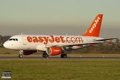 G-EZDX - 3754 - Easyjet - Airbus A319-111 - Luton - 101115 - Steven Gray - IMG_4542