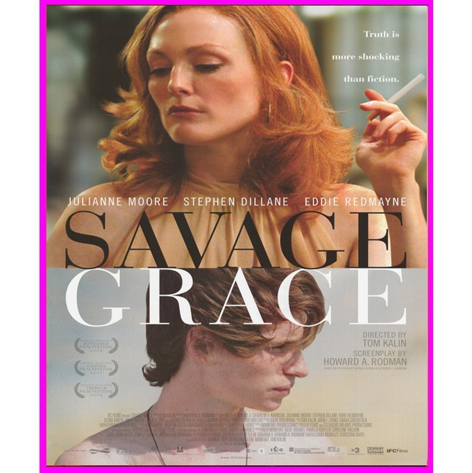 SAVAGE GRACE          229