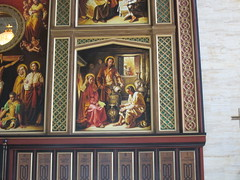 Chiesa San Josemaria Escriva - Altarpiece - Workshop of Joseph