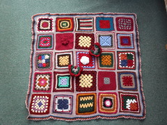 Thanks to everyone that have very kindly contributed Squares for this Blanket. 'please add note!'. Thank You!