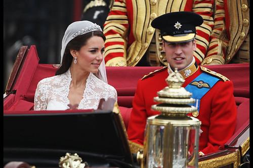 英国王室婚礼精彩瞬间