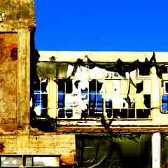 Modern Pompeii (zeze57) Tags: urban decay arnhem olympus sq e510 squareshot zeze57