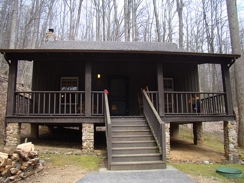 Cabin @ Roan Mt. State Park