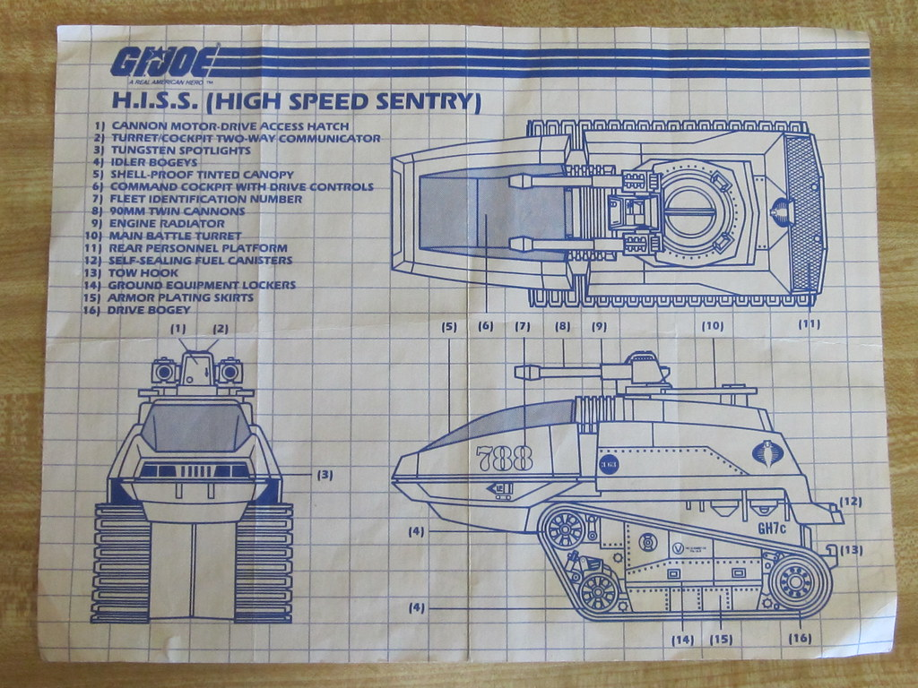 The Worlds Best Photos Of Old And Schematic Flickr Hive Mind Chassis Engineering Schematics Gi Joe Toy Design Instructions Shaire Productions Tags Vintage Computer