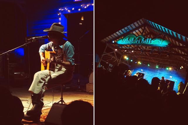 Langhorne Slim @ Shakori Hills Music Festival