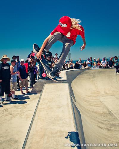 4-30-11 Venice Am Series, Venice Skatepark