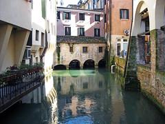 I Buranelli (alberto_d) Tags: italien italy canal europa europe italia venetian marca italie venetie canale treviso veneto sile evropa trvise italija venit cagnan venetien trevixo trevs