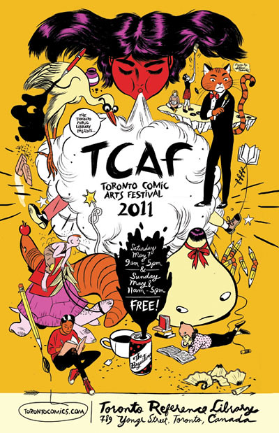 TCAF This weekend