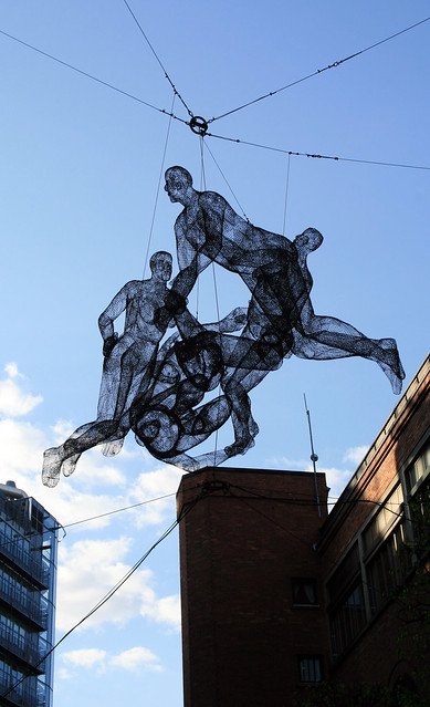 Statuary art