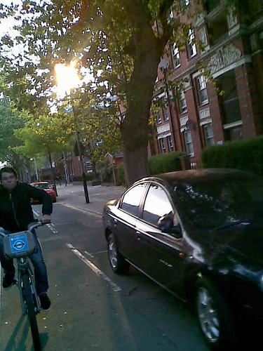 boris bikes toddy