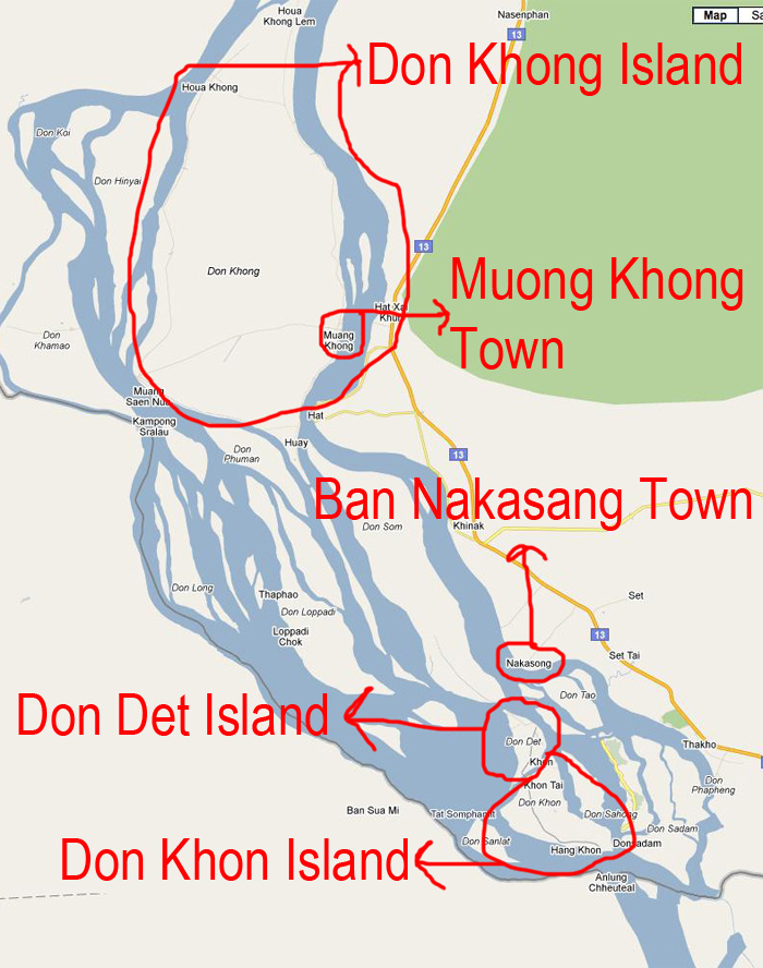 5686807768 ff04b022b4 o Guide to the 4000 Islands of Laos: Don Khong, Don Det, Don Khon (Part 1)