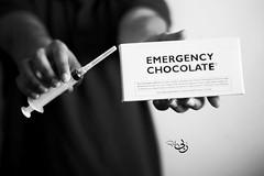 (  | Ruba , [ AWAY ]) Tags: chocolate emergency ruba
