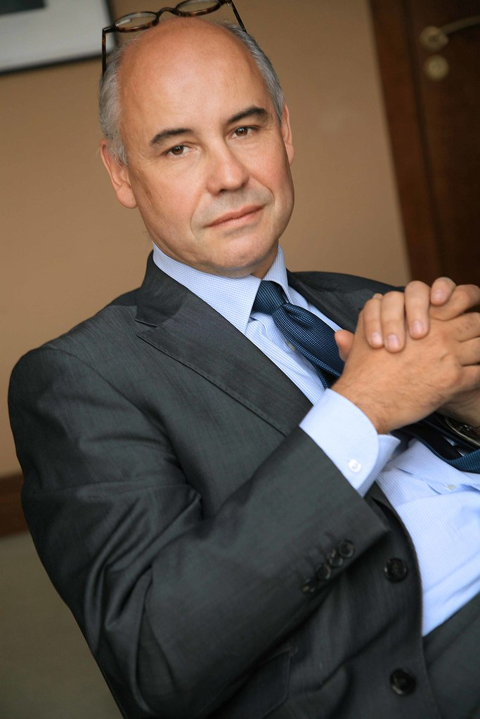 Marc Pandraud, General Manager France, Deutsche Bank