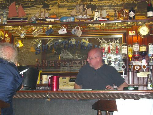 Ship Tavern - Anstruther, Scotland