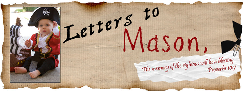 Letters to Mason