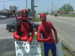 Proof!!! It IS Free Comic Book Day! by Eric The Photog